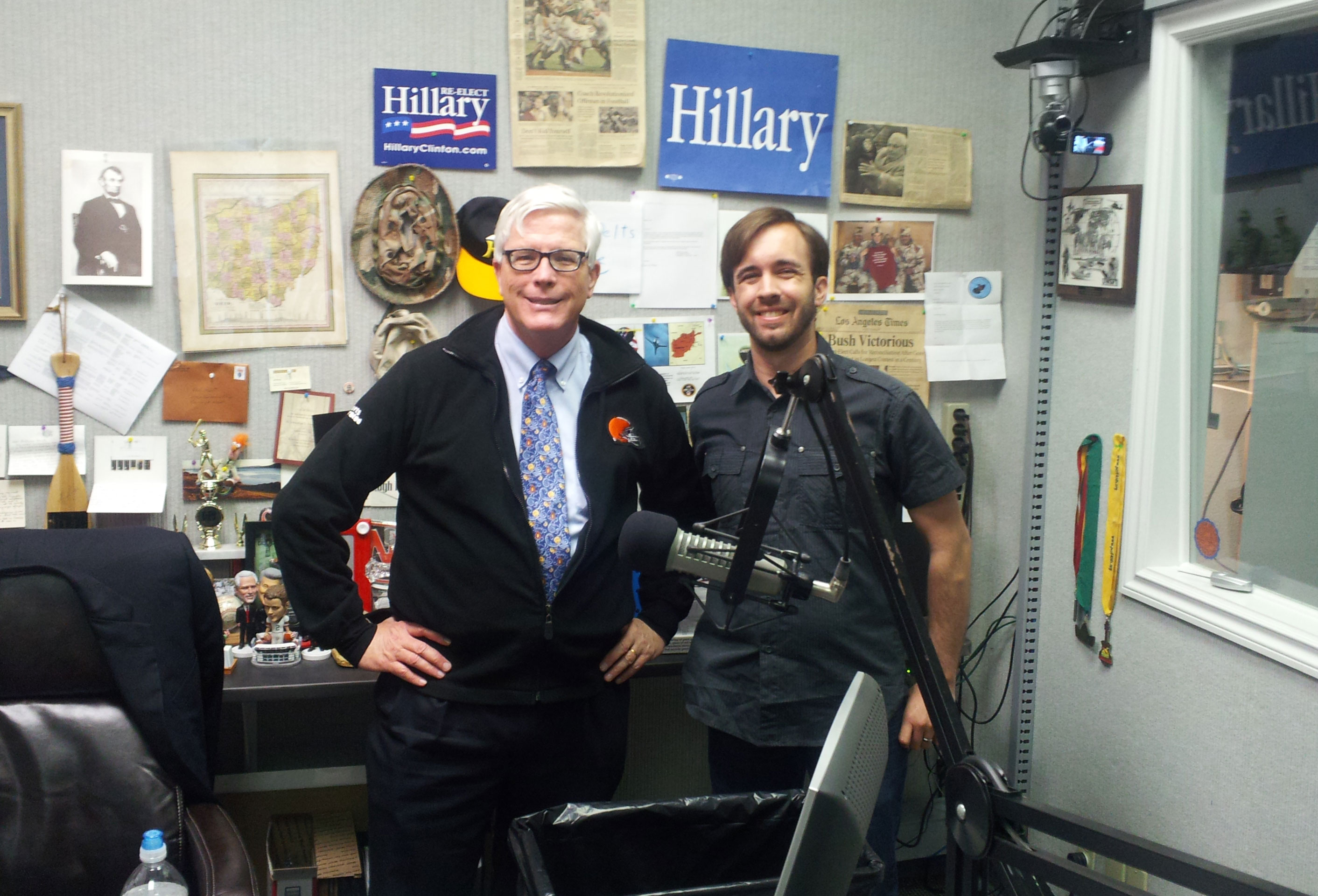 Fusion Web's Entrepreneur Hour on Hugh Hewitt