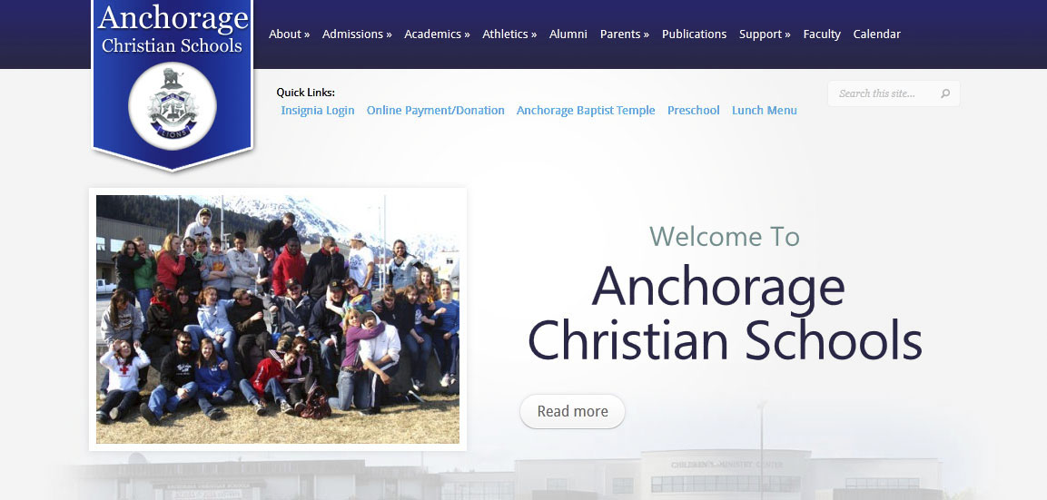 Anchorage christian