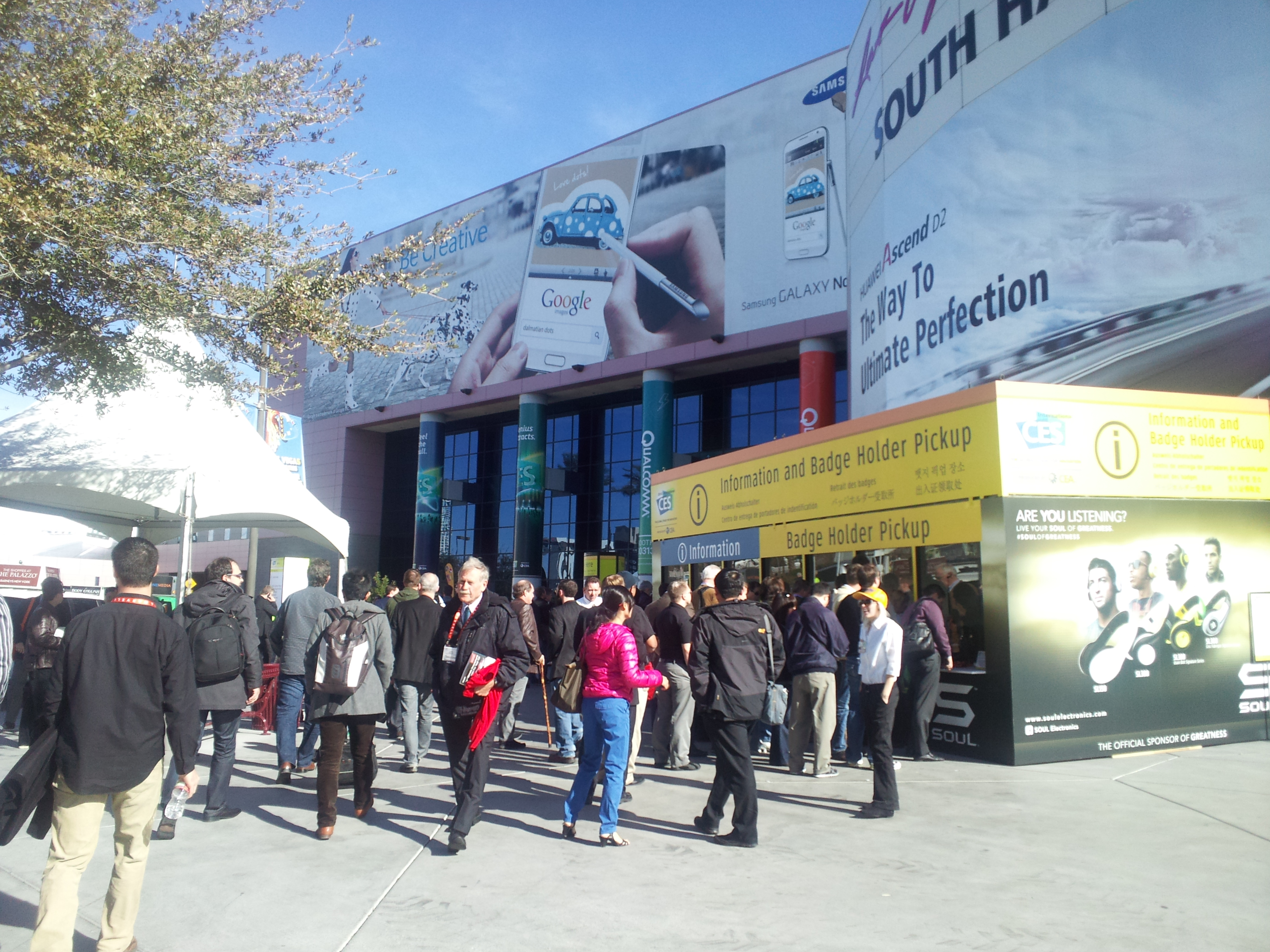 Fusion Web at CES 2013 Part 1
