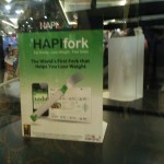 Do you eat too fast? Train yourself with the Hapi fork.