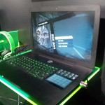 The Razer Blade Gaming Laptop.