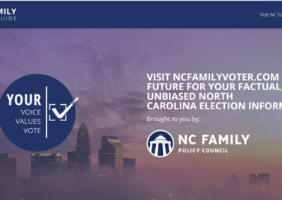 NC Family Voter Guide