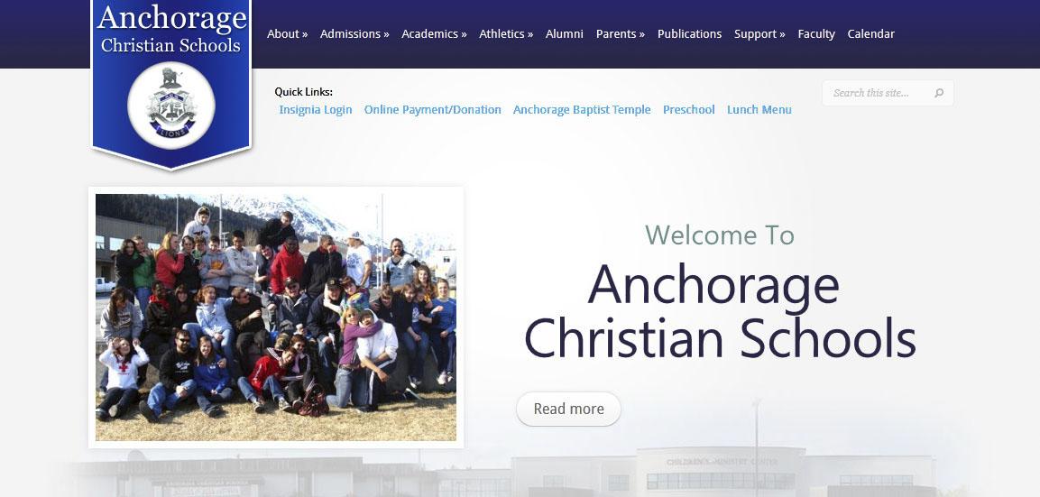 Anchorage Christian Schools