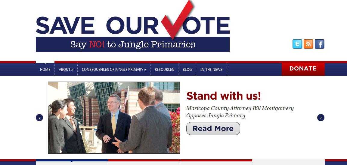 Save Our Vote AZ