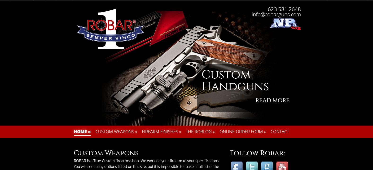 Robar Guns